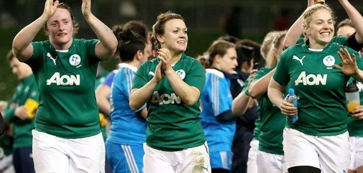 Women's Six Nations: Ireland 39 Italy 0