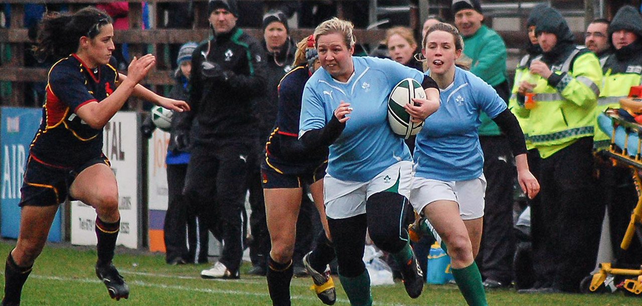 Women: Four Ulster Players in 2014 World Cup Extended Squad.