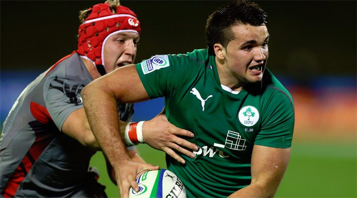 JWC2014: Surprise win for Ireland against Wales.