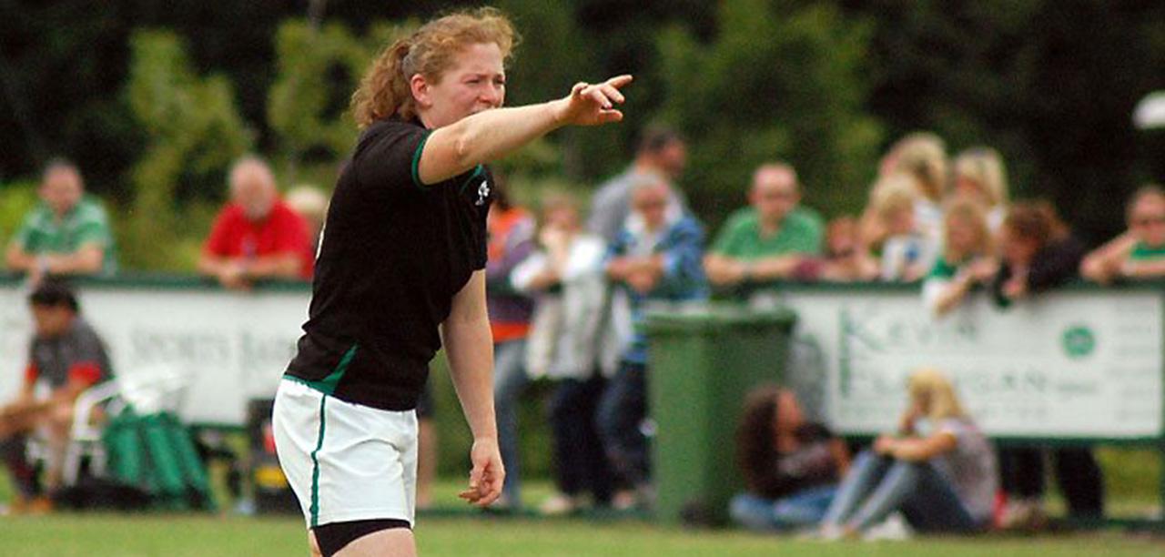 Women: Teams up for Ireland v USA