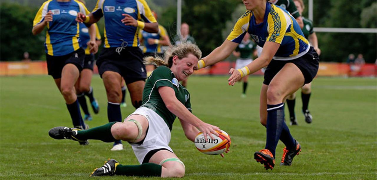 WRWC2014: Ireland crush Kazakhstan