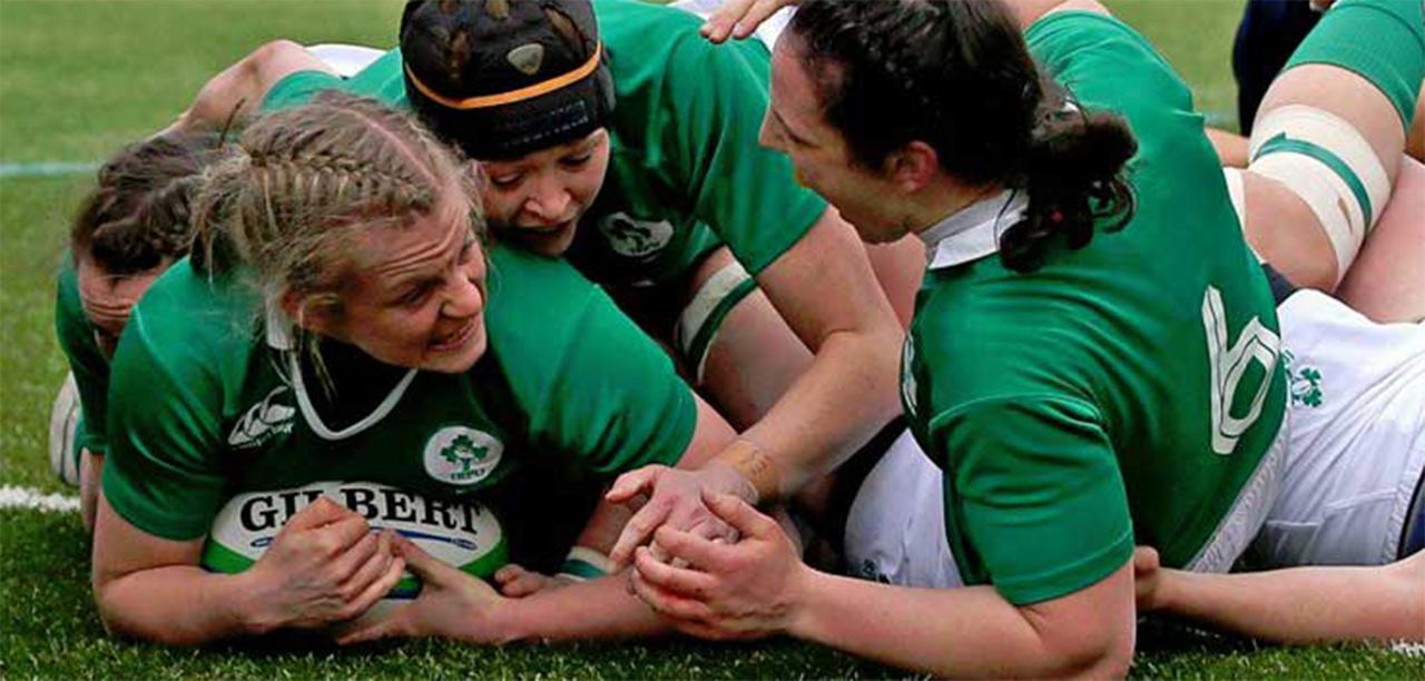 RBS Women 6N: Ireland Romp to Championship