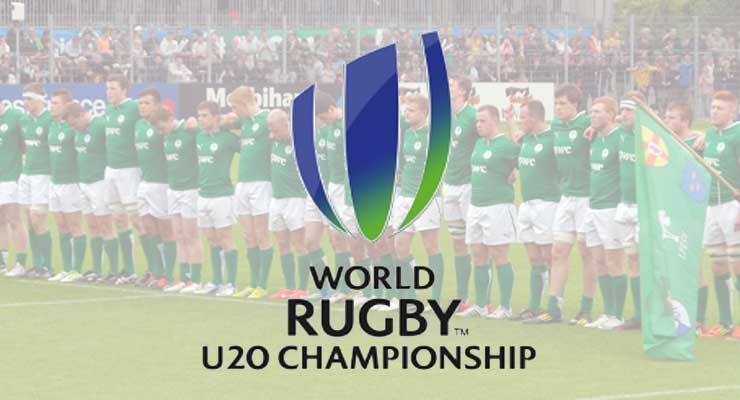 Six Ulster Players In World Rugby U20 Championship Squad.