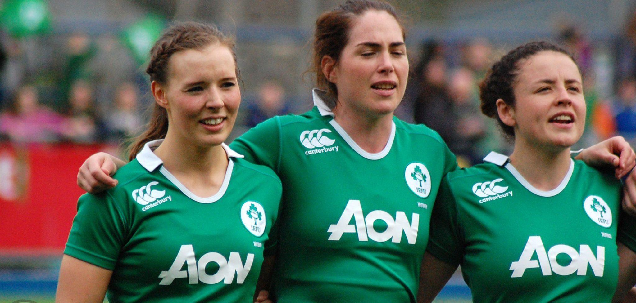 RBS6N: Teams up for Ireland v Scotland Women