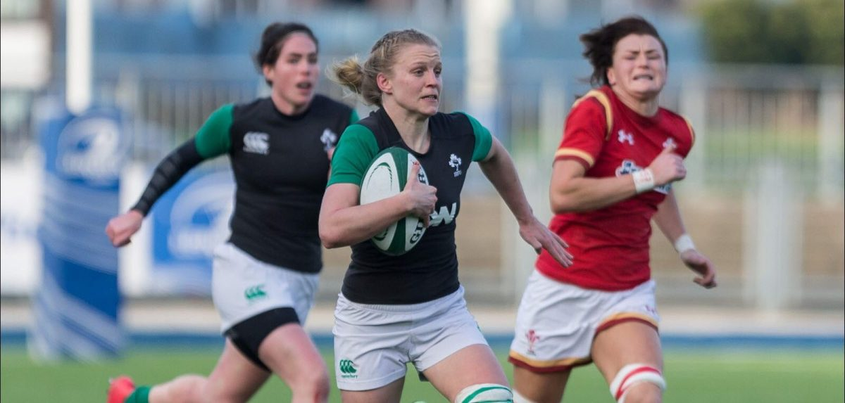 Claire Molloy, Ireland Women, Wales Women, The Front Row Union