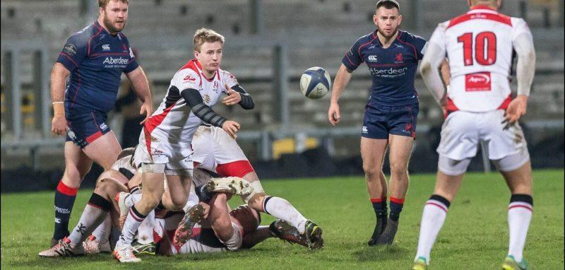 Johnny McPhillips, Jonny Stewart, Ireland U20, Ulster Rugby