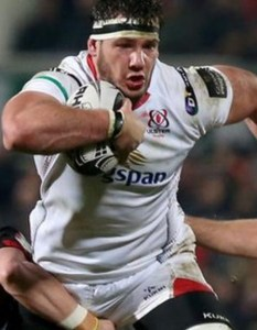 Marcell Coetzee, Ulster Rugby,