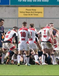 Ulster A, B&I Cup