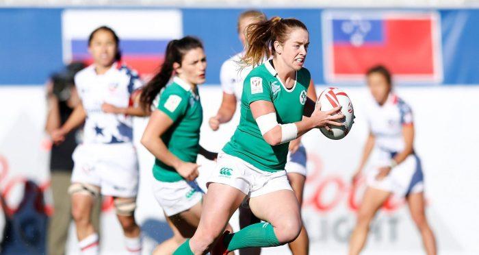 Stacey Flood, Ireland Women Sevens