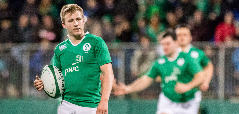 Ireland U20's named for 2017 World Championship