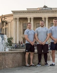 Peter Cooper, Marcus Rea, Jonny Stewart, Marcus Rea, Ireland U20, Kutaisi