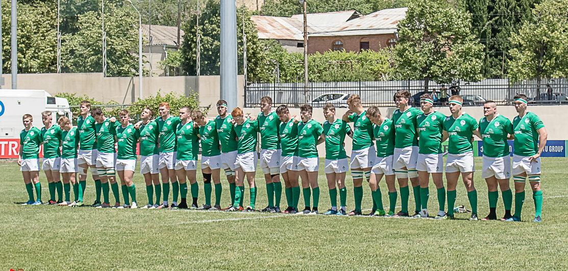 U20 Championship: Ireland U20 52 Samoa U20 26