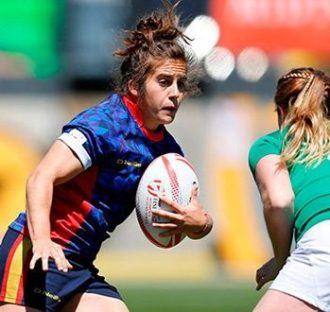 Patricia Garcia, 2017 Womens Rugby World Cup