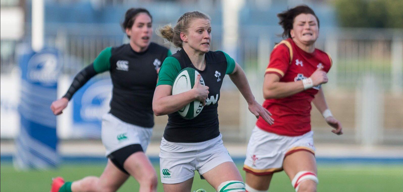 WRWC2017: Molloy to captain Ireland