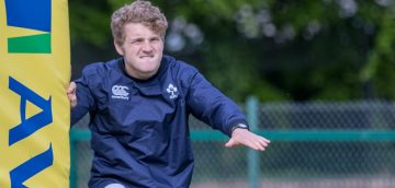 Ireland U20 Announced for Italy Game
