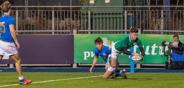 Under 20 Six Nations Round 2 Wrap