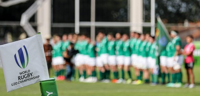 U20 World Championship: Teams up for Ireland v Scotland