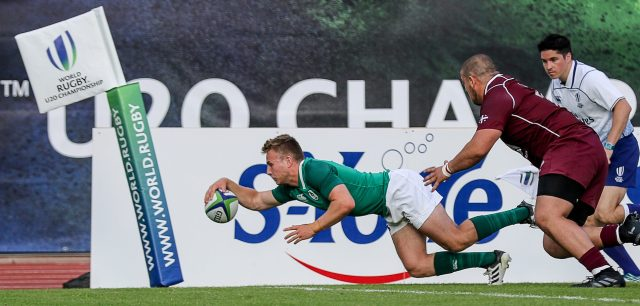 U20 World Championship: Teams for Ireland v Japan relegation battle!