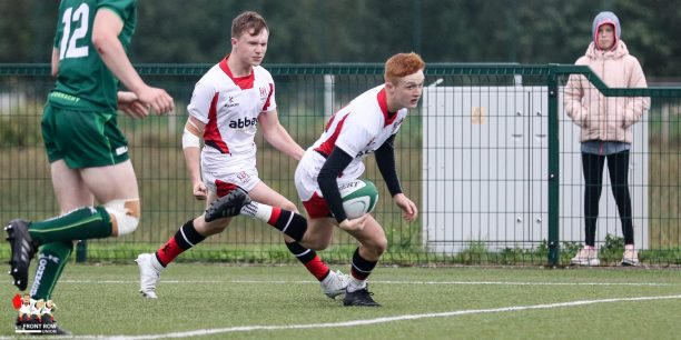 2018-08-26 Ulster U18 Club 15 Connacht Combined 41