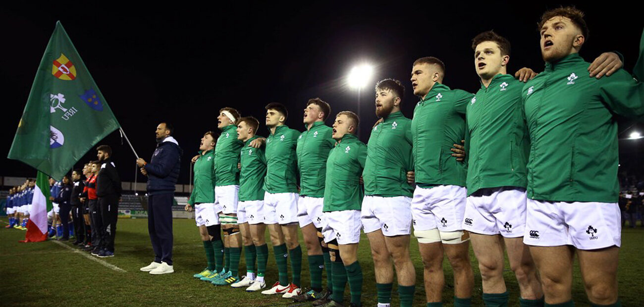 U20 Six Nations: Who did what in the Ireland U20's