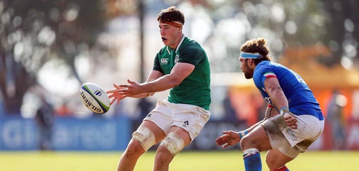 Ireland U20: Ireland batter Italy to progress to 5th Place Play Offs