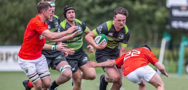 Interprovincial: Munster U18 School overcome IQ Rugby