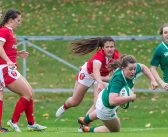 Ireland suffer narrow loss to Wales in Autumn International.