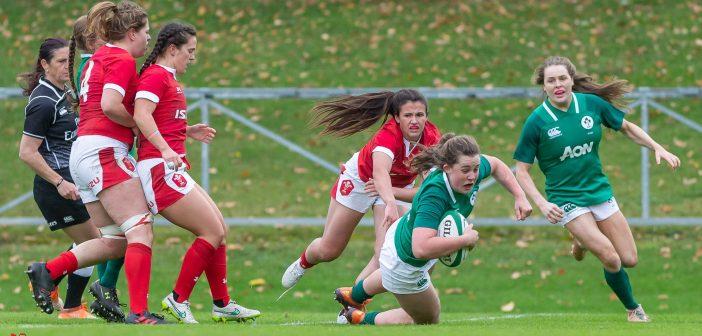 Ireland suffer narrow loss to Wales in Autumn International.