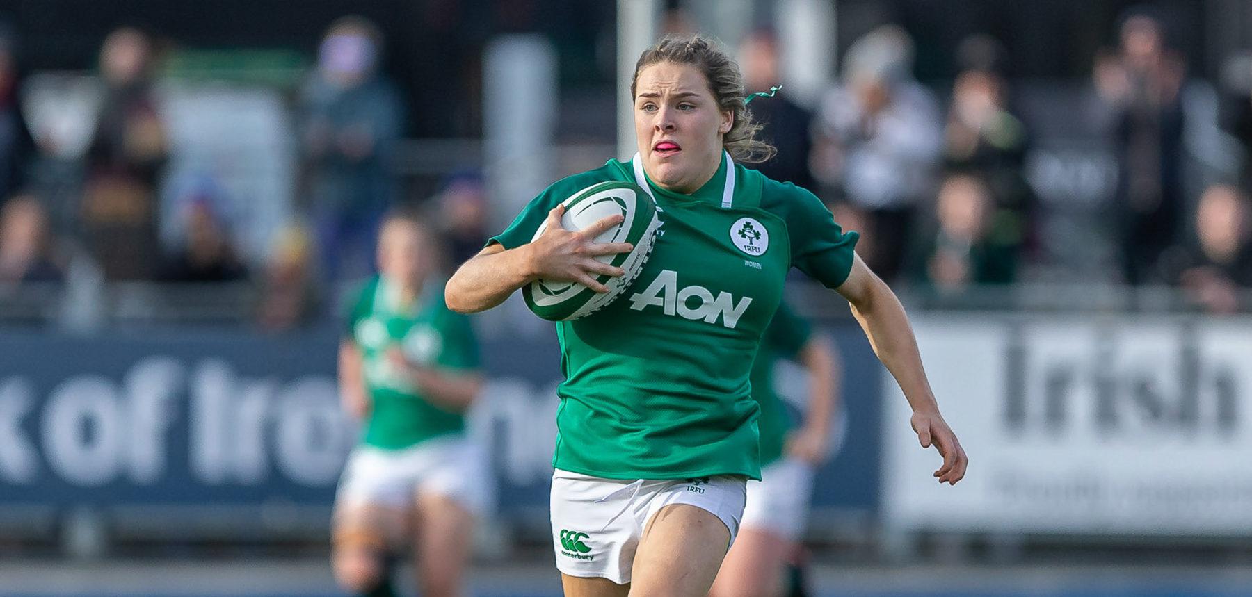 Women Six Nations: Ireland 18 Scotland 14