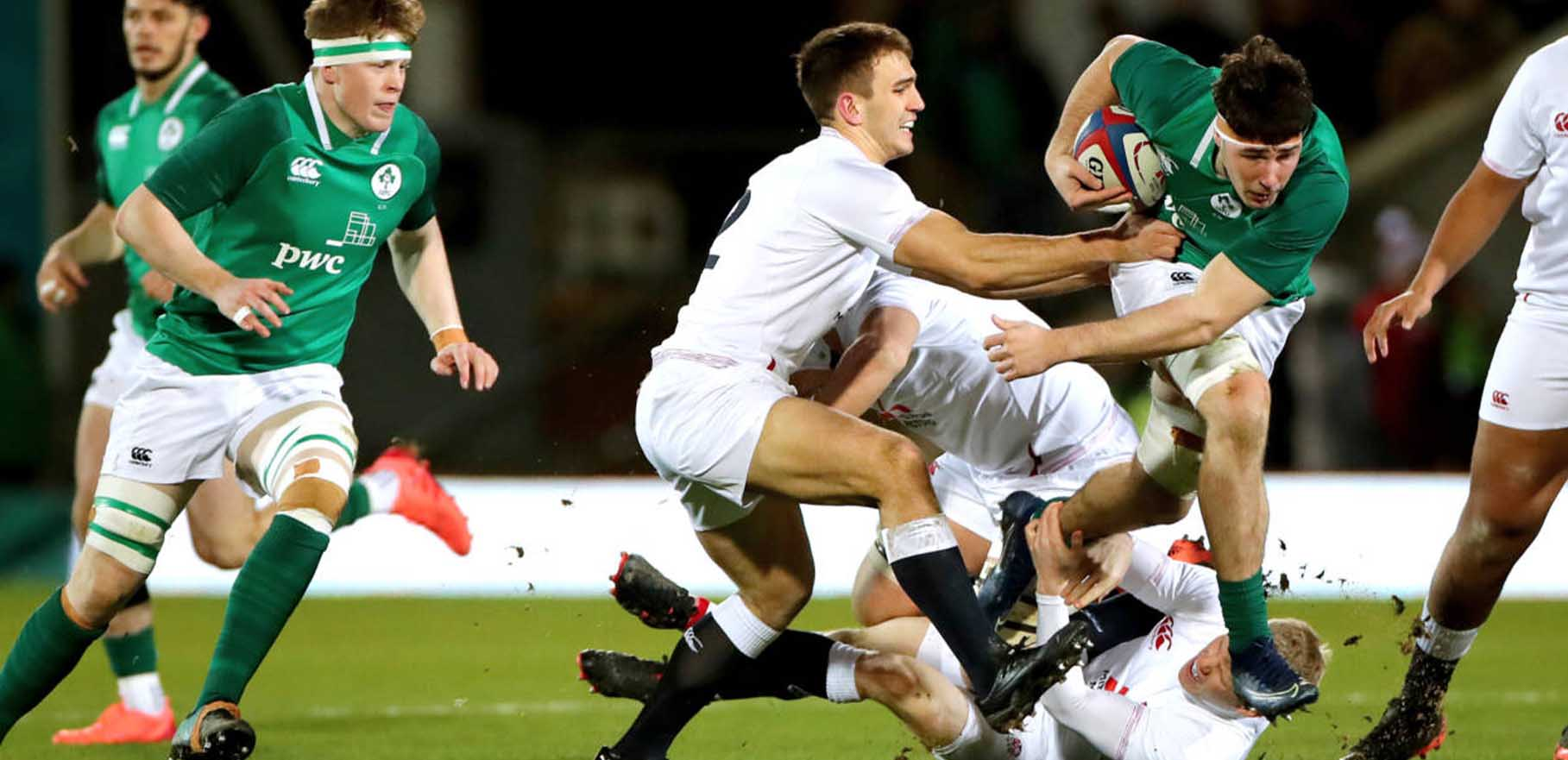 Ireland U20: Six Nations Review