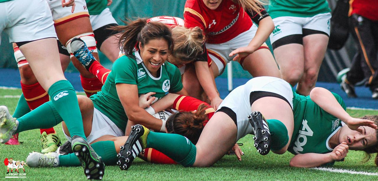 RBS6N: Ireland Women 21 Wales Women 3
