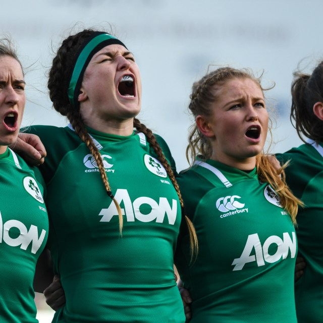 Ireland Women 2020  Six Nations Wrap