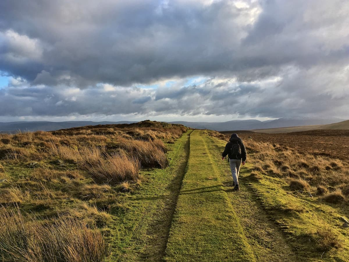 Llyn Arenig Fawr January 2018   Featured Image   thefrozendivide Adventure Blog