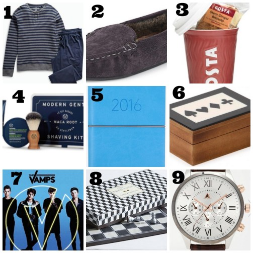 Frugal Gift Guide For Him