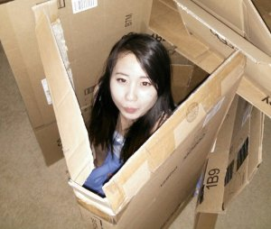 Me in my studio apartment in san francisco when its a cardboard fort for 2000 a month. This is my frugal living story.