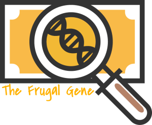 logo, money, frugal, genes, guide, financial aid, the frugal genes, money, budget blogs