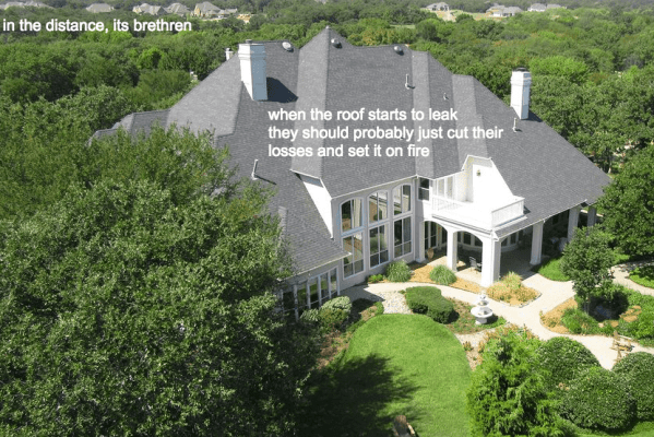The Financials Behind Owning A Mcmansion Today The