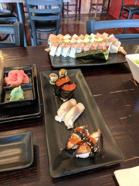 sushi buffet 2