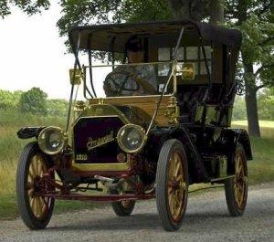 1910s car