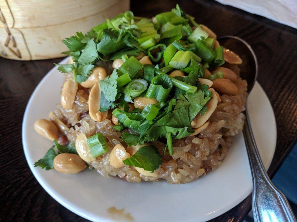 sticky rice seattle