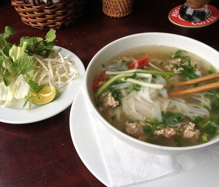 The Cheapest Asian Dish EVER – Made From Free Leftover Pho Garnishes