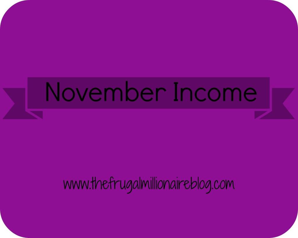 November income