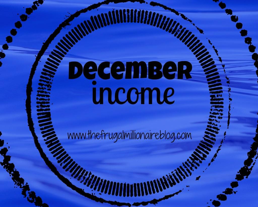 december income