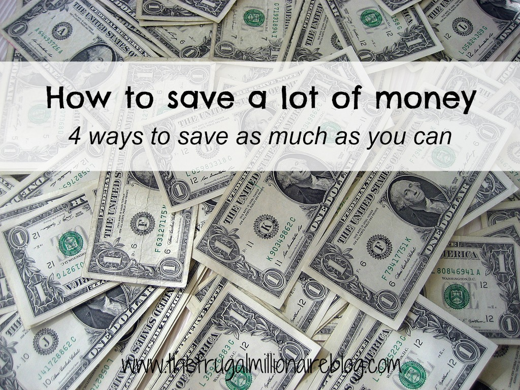save a lot of money