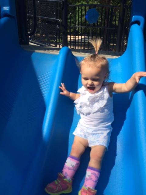 Maisie slide