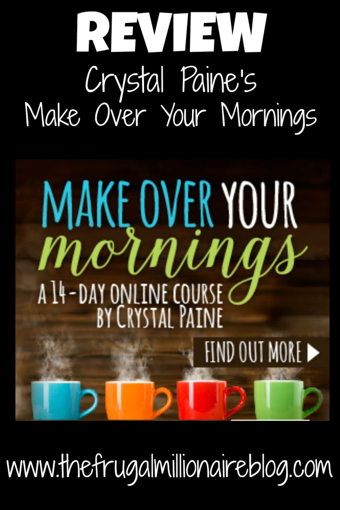 review make over your mornings