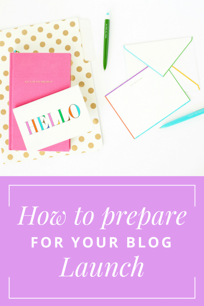 Getting ready to launch your blog? Check out my 8 tips on what you need to do to prepare!! Plus, tips on making money from your blog right away!