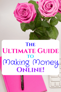 Ready to make money online?! Check out these top ways to make money online this year.