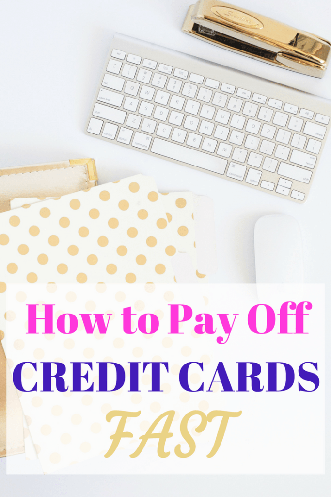 Drowning in credit card debt? Here are three surefire ways to pay off credit card debt FAST!