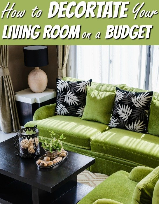 Living Ideas Cheap Decorating Room